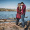 Erin & Justin Engagement Shoot | Green Lane, PA